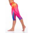 Nicci Waves rövid mintás leggings