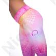 Nicci Geometry THERMO hosszú mintás leggings