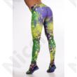 Nicci Greeny hosszú mintás leggings S Thermo
