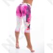 Nicci Icecream rövid (capri) mintás leggings
