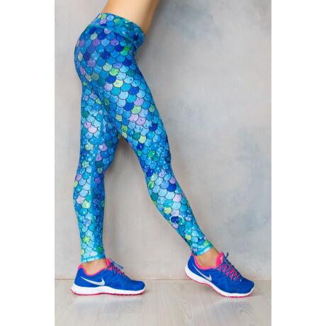 Nicci Mermaid hosszú leggings